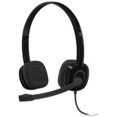 LOG 981000587 Logitech H151 Stereo Headset LOG981000587
