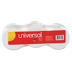 UNV 35720 Universal Impact and Inkjet Printing Bond Paper Rolls UNV35720