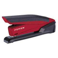 PaperPro inPOWER 20 Stapler, 20-Sheet Capacity, Red/Black