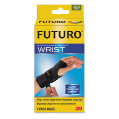 FUTURO Energizing Wrist Support, S/M, Fits Left Wrists 5 1/2