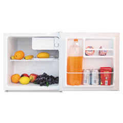 ALE RF616W Alera 1.6 Cu. Ft. Refrigerator with Chiller Compartment ALERF616W