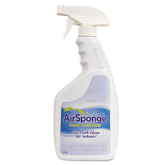 DEL 10132EA Nature's Air Sponge Odor Absorber Spray DEL10132EA