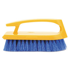 Rubbermaid Commercial Long Handle Scrub Brush, 6
