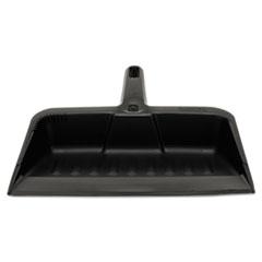 Rubbermaid Commercial Heavy-Duty Dustpan, 8 1/4