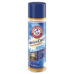 CDC 3320000514EA Arm & Hammer Fabric and Carpet Foam Deodorizer CDC3320000514EA