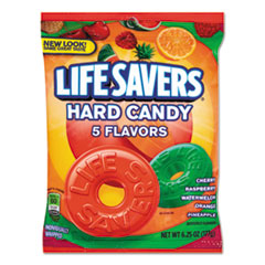 LifeSavers®-CANDY,LFSVRS,CLSSC 6.25OZ