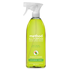 Method® CLEANER ALL PURPOSE LIM ALL SURFACE CLEANER, LIME AND SEA SALT, 28 OZ BOTTLE