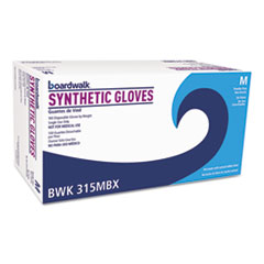 BWK 315MBX Boardwalk Powder-Free Synthetic Vinyl Gloves BWK315MBX