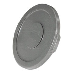 RCP 2609GRA Rubbermaid Commercial Round Brute Lid RCP2609GRA