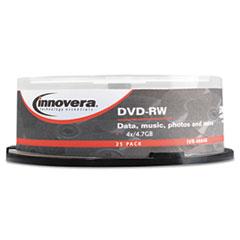 IVR 46848 Innovera DVD-RW Rewritable Disc IVR46848