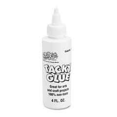 Chenille Kraft Kraft Tacky Glue, 4 oz, Liquid