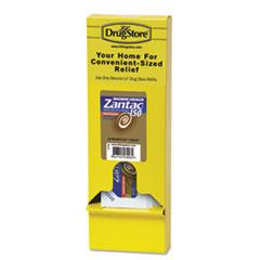 Zantac Maximum Strength Acid Reducer, 150 mg, 1 per Pack, 20 Packs/Box