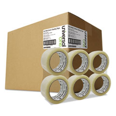Universal One Heavy-Duty Box Sealing Tape, 48mm x 50m, 3
