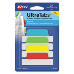 AVE 74769 Avery® Ultra Tabs™ Repositionable Tabs AVE74769