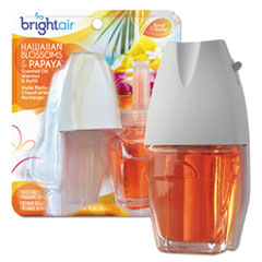 BRI 900254EA BRIGHT Air Electric Scented Oil Air Freshener Warmer and Refill Combo BRI900254EA