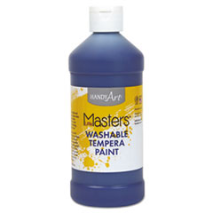 LIM 211740 Handy Art Little Masters Washable Tempera Paint LIM211740