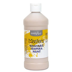 LIM 211700 Handy Art Little Masters Washable Tempera Paint LIM211700