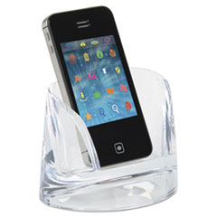 SWI 10139 Swingline Stratus Acrylic Mobile Phone Holder SWI10139
