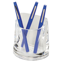 SWI 10137 Swingline Stratus Acrylic Pen Cup SWI10137
