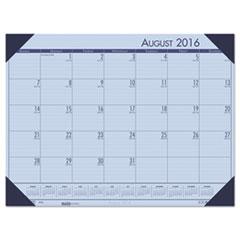 HOD 012573 House of Doolittle EcoTones 100% Recycled Academic Desk Pad Calendar HOD012573