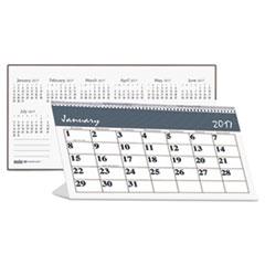 HOD 3679 House of Doolittle Bar Harbor 100% Recycled Desk Tent Monthly Calendar HOD3679