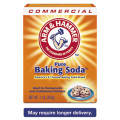 CDC 3320084104EA Arm & Hammer Baking Soda CDC3320084104EA