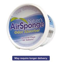 DEL 1012EA Nature's Air Odor-Absorbing Replacement Sponge DEL1012EA