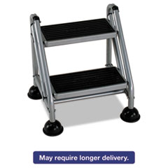 CSC 11824GGB1 Cosco Rolling Commercial Step Stool CSC11824GGB1
