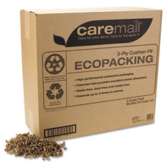 Caremail EcoPacking 3-Ply Cushioning Fill, Recycled, 3 Cubic Ft Bag