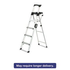 CSC 2061AABLD Cosco Signature Series Aluminum Step Ladder CSC2061AABLD