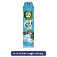 RAC 77002EA Air Wick® 4 in 1 Aerosol Air Freshener RAC77002EA