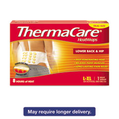 PFI 301001 ThermaCare Lower Back & Hip Pain-Relieving HeatWrap PFI301001