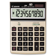 CNM 1073B010 Canon HS-1000TG One-Color 10-Digit Desktop Calculator CNM1073B010