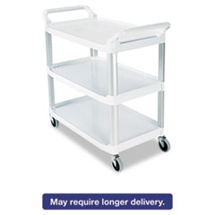 RCP 409100CM Rubbermaid Commercial Open Sided Utility Cart RCP409100CM