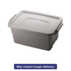 RCP 2213STE Rubbermaid Commercial Roughneck Storage Box RCP2213STE