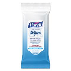 GOJ 912428CMRPK PURELL Hand Sanitizing Wipes GOJ912428CMRPK