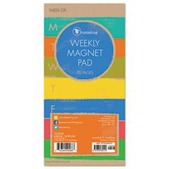 TFB 106248 TF Publishing Paint Strokes Magnetic Pad TFB106248