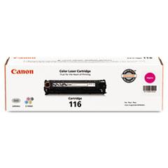 Canon 1978B001 (116) Toner, 1,500 Page-Yield, Magenta
