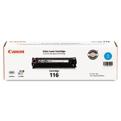 Canon 1979B001 (116) Toner, 1,500 Page-Yield, Cyan
