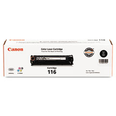 Canon 1980B001 (116) Toner, 2,300 Page-Yield, Black
