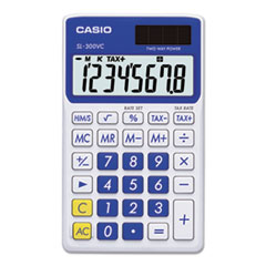 CSO SL300VCBE Casio SL-300SVBE Handheld Calculator CSOSL300VCBE