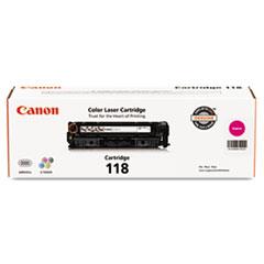 Canon 2660B001 (118) Toner, 2900 Page-Yield, Magenta