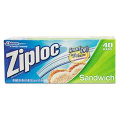 DVO CB711398BX Ziploc Resealable Sandwich Bags DVOCB711398BX