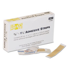 FAO 1080 First Aid Only SmartCompliance Plastic Bandage FAO1080