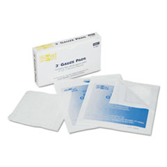 FAO 3001 First Aid Only™ Gauze Pads FAO3001