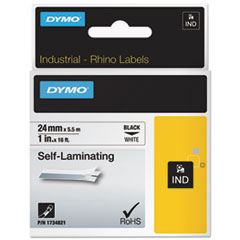 DYM 1734821 DYMO® Industrial Self-Laminating Labels DYM1734821