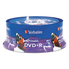 VER 96190 Verbatim DVD+R Disc VER96190