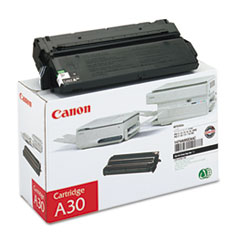 Canon A30 (A-30) Toner, 3000 Page-Yield, Black