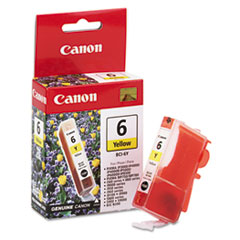Canon BCI6Y (BCI-6) Ink, Yellow