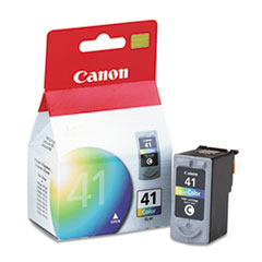 Canon CL41 (CL-41) Ink Tank, Tri-Color